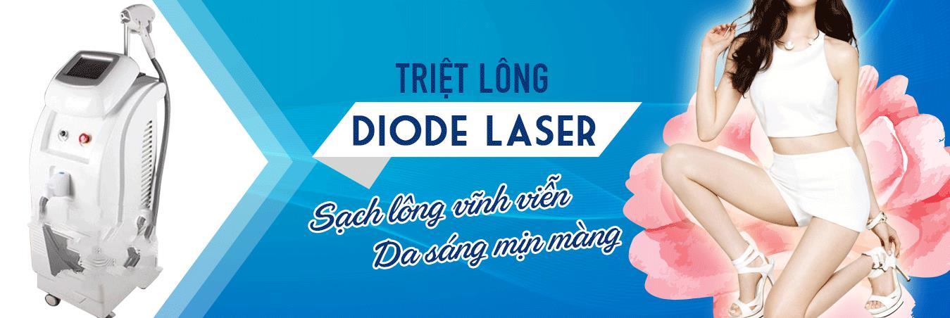 Triệt long Diode Laser