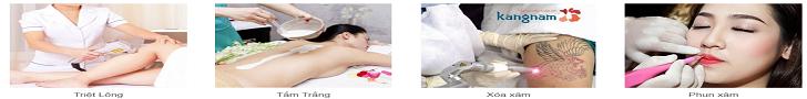 Kangnamclinic dịch vụ spa cao cấp