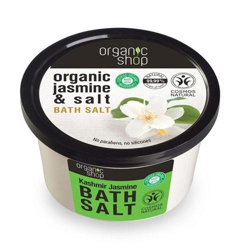 Muối tắm trắng da Organic Shop
