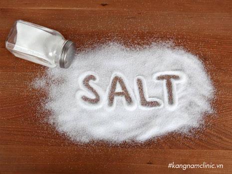 cách sử dụng baking soda làm trắng da