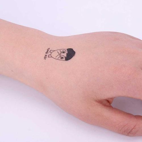 Tattoo Jungkook mini