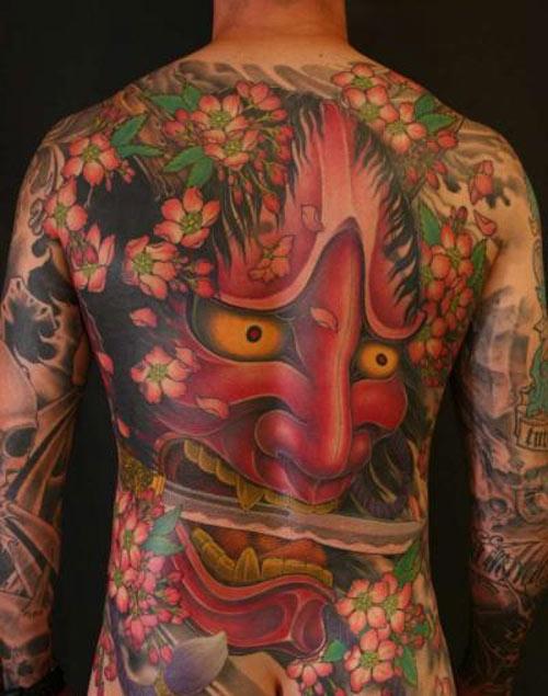 hình xăm của yakuza