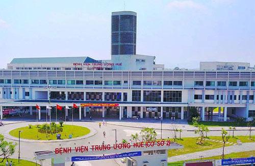 bệnh viện trung ương huế cơ sở 2