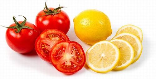 mặt nạ cà chua trị thâm