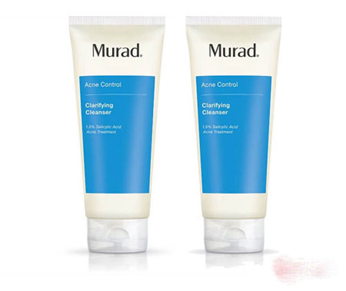 sữa rửa mặt murad essential c cleanser review