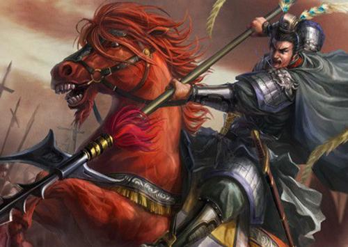 hình xăm ngựa màu đỏ