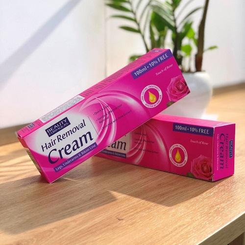 kem tẩy lông beauty formulas