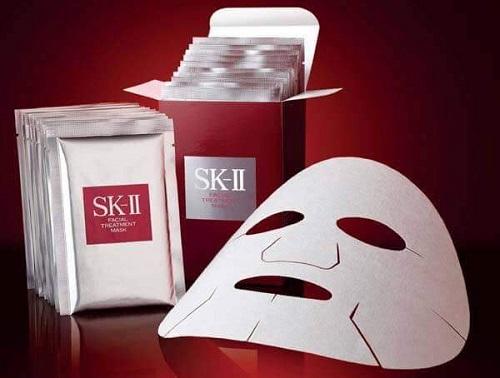 mặt nạ sk ii facial treatment mask
